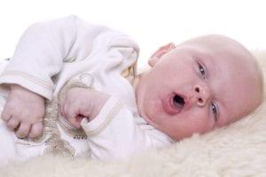 пневмония у новорожденного