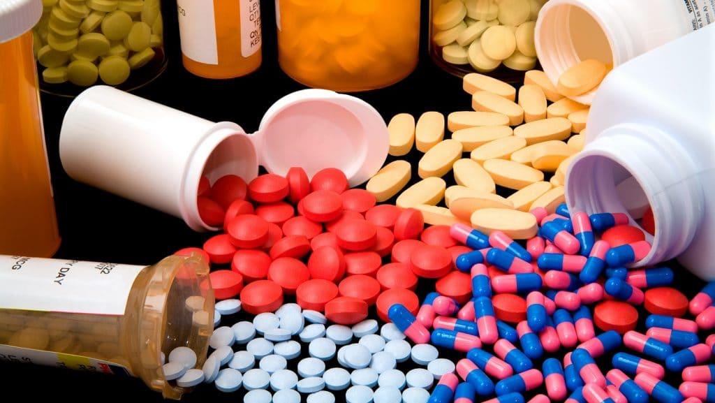 лечащие таблетки