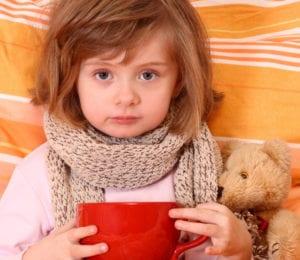 болеющий ребенок дома