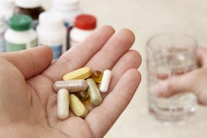 антибиотки для п