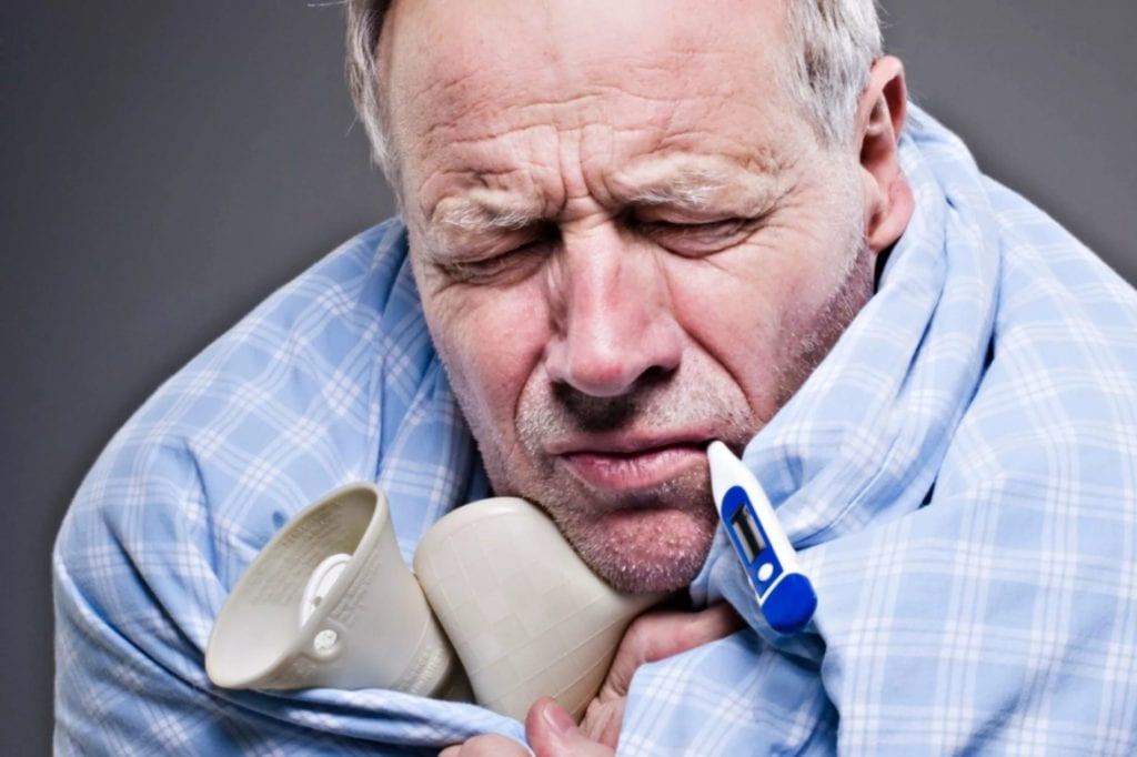 Запущенная пневмония симптомы последствия