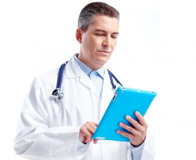 врач со списком