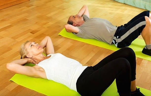 виды упражнений