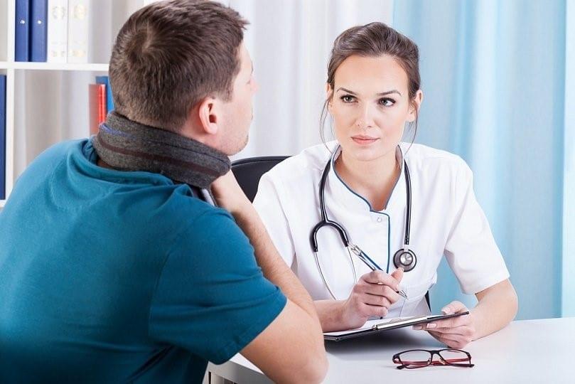 лечение с врачом