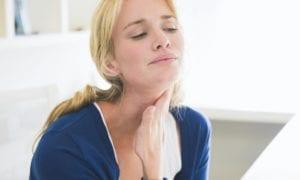 болезнь в горле